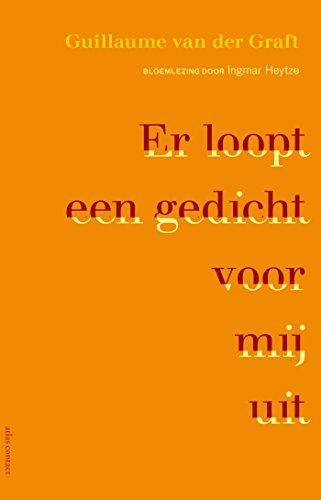 Amazoncom Er Loopt Een Gedicht Voor Mij Uit Dutch Edition