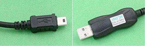 SUNDELY USB ProgrammingCable for Motorola Radios RDX RDU2080D RDU4160D RDV2020