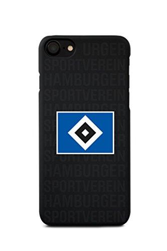 Hamburger SV Pro Case - Club - iPhone 8, iPhone 7 und iPhone 6 Hülle Black