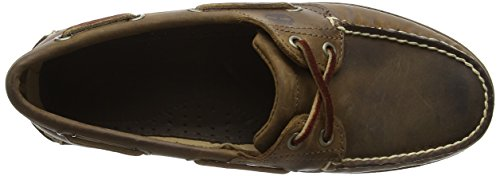 Marrón Timberland Classic Zapatos Del eye Hombre Barco Para Smooth Roughcut gaucho 2 qS8rqdwR