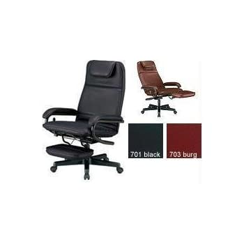 Amazon Com Viva Office Reclining Office Chair High Back