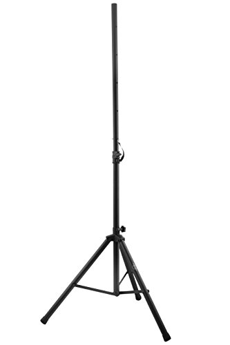 Pa Speaker Stands Pair Pro Adjustable Height with 50 Cable Ties Kit To Secure Cable to stand (2 Stands) 6ft Tripod Speaker stands by Starument - Image 7