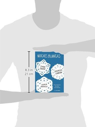 Amazon.com: Noches blancas: Tres historias de amor inolvidables (Let It Snow: Three Holiday Romances) (Spanish Edition) (9781941999509): John Green, ...
