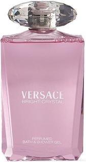 Versace Bright Crystal for Women 6.7 oz / 200ml Perfumed Bath & Shower Gel