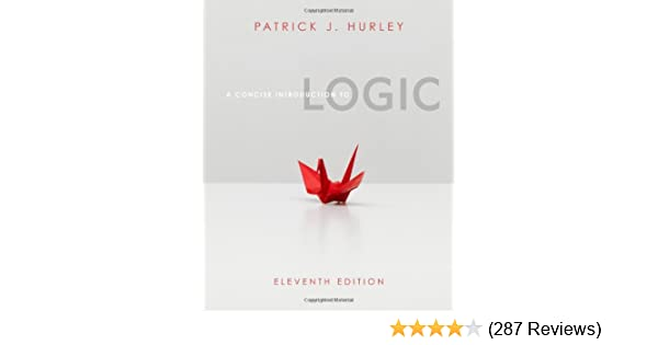 Amazon Com A Concise Introduction To Logic With Stand Alone Rules