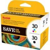 KOD8781098 - Kodak 2880674 Color Combo 30 Ink