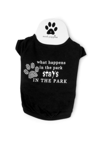 Stays In The Park Tee- Small 8-14 lbs