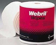Webril Handi-pads 8x8 Bag (8 ROLL CASE) 100 Wipes / Roll by Webril (Image #2)