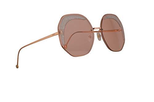 Fendi FF0358/S Sunglasses Coral w/Pink Lens 63mm 1N5U1 FF0358S FF 0358/S
