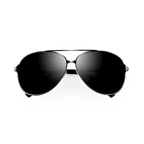 para TESITE Gafas De Negro 100 De Hombres Polarizadas Gafas ProteccióN Sol UV q6qrw