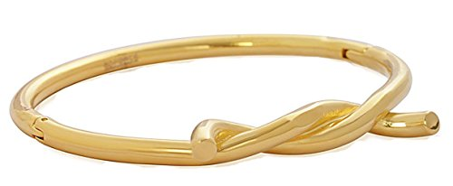 Stainless Steel Tri-color Bangle Bracelets for Women 3-piece Set - 6