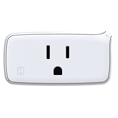 iHome iSP5 Wi-Fi SmartPlug - Works Seamlessly with all Alexa Products, including Echo, Tap, Dot