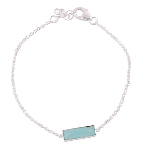 Novica Chalcedony Bracelets - 8