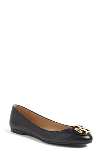 Pictures of Tory Burch Tumbled Leather Claire Ballet Flat 10 M US 1