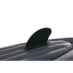 Intex Challenger K1 Kayak, 1-Individual Inflatable Kayak Set with Aluminum Oars and High Output Air Pump