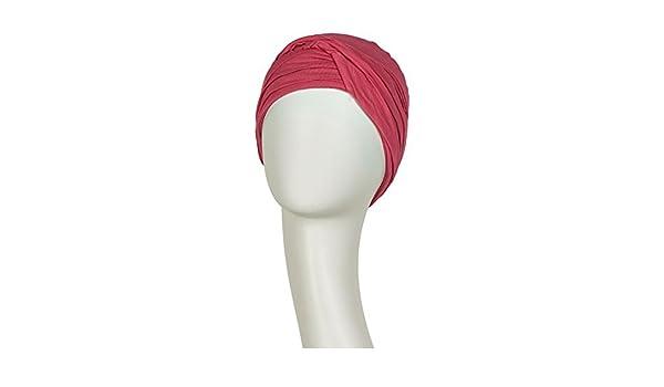 Christine Headwear Gaia Turbante Colores - Salmón: Amazon.es ...