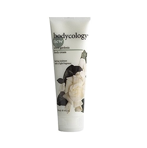 bodycology Body Cream, White Gardenia, 8-Ounce Tubes (Pack of 3)