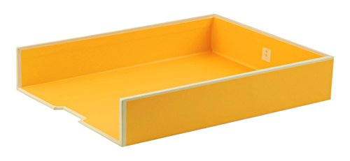 yellow desk tray - 7