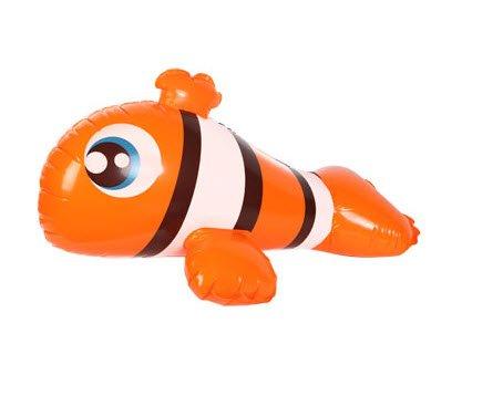 Splash-N-Swim Ride-On Clownfish ~ (Splash Alligator Pool)