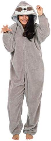CityComfort Pijama Entero Mujer con Unicornios Koala Perro ...
