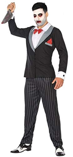 Ventriloquist Dummy Costumes Man - Mens Ventriloquist Dummy Dead Doll Halloween