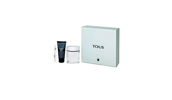Tous - Estuche de regalo eau de toilette man: Amazon.es: Belleza