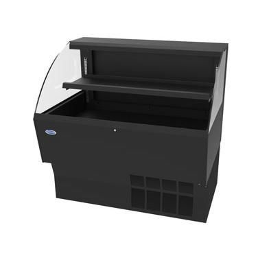 Serve Merchandiser - Federal Industries ELPRSS3 Elements Low Profile Self-Serve Refrigerated Merchandiser (34.75L X 34W