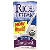 Rice Enrich Orig 95+% Organic Uns 32 Oz (Pack of 12)
