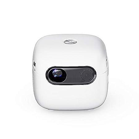 Nayayar Proyector DLP casa Micro proyector de Alta ...