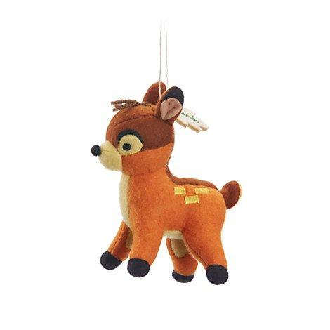 (Bambi Disney Parks Storybook Plush Ornament)