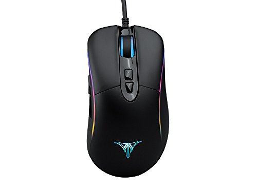 31OFA2hF4RL - Talentech-Ember-High-Precision-Optical-Wired-Gaming-Mouse-Mice-for-PC-Mac-for-Pro-Gamer-Ergonomic-Design-Programmable-7-Buttons-PMW3325-Sensor-MMOMOBAFPS-MAX-10000-DPI-Black