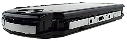 Full Shell Housing Case Cover with Buttons Kit Set For Sony PSP3000 PSP 3000 3001 3002 3003 3004 Series Replacement - Black