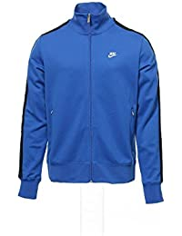 Golf Men's Blue Track Jacket