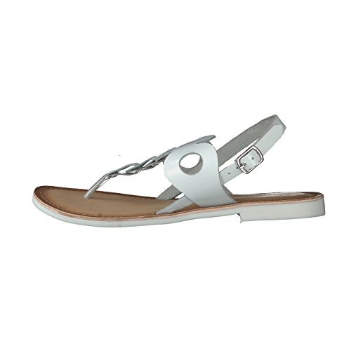 MARCO MARCO TOZZI Weiß TOZZI Weiß Woms Woms Sandals MARCO TOZZI Sandals SnpYrqPwS