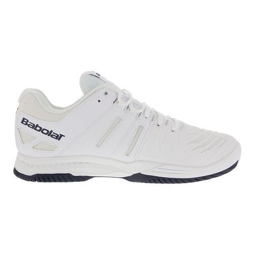 Babolat Herren SFX All Court Tennisschuh Weiß Blau