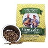 Newman's Own Organics - Advanced Dog Formula - Made With Organic Ingredi
