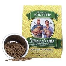 Newman's Own Organics, Advanced Dog Formula, Made With Organic Ingredi