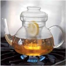 (Princess House 44 Oz. Heritage Teapot with Infuser)