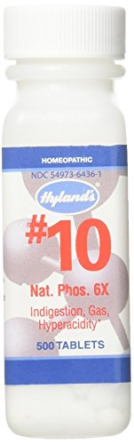 Hyland Cell Salt 6x Natrum - Phos Salts Cell