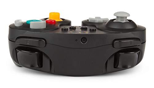 PowerA Pokemon Enhanced Wireless GameCube Style Controller for Nintendo Switch - Umbreon