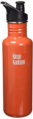 Klean Kanteen Classic Stainless Steel Bottle With Sport Cap from KLEAN KANTEEN