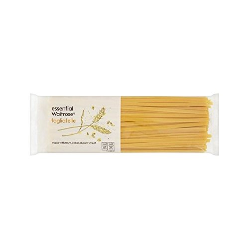 Tagliatelle essential Waitrose 500g - Pack of 2