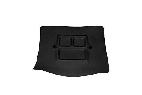 Lund 470401 Catch-All Xtreme Black Front Center Hump Floor Mat