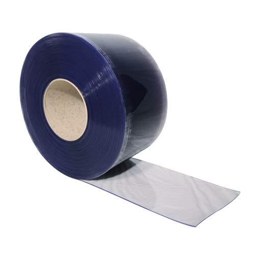 Clear PVC Roll Plastic Strip PVC Strip Curtain Door Industrial 50m150mm2mm