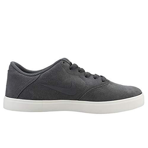 Grey 001 black Grey Nike Check dark gs Sb Suede Para Zapatillas White Hombre dark summit Multicolor wzqwHZ7Wn