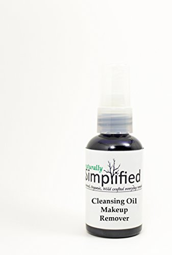 Organic Eye Makeup remover by Naturally Simplified