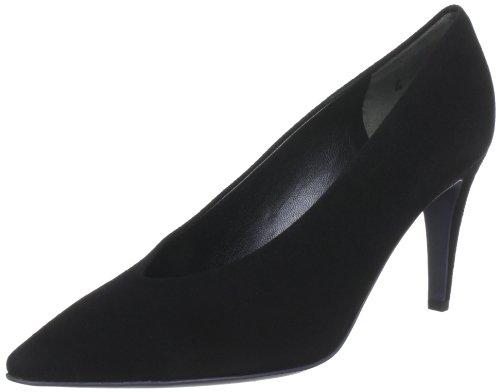 De Uma noir Chenil Et Femmes Noir Schmenger Chaussures Fermé Fabrique Des RwFZ4qEO