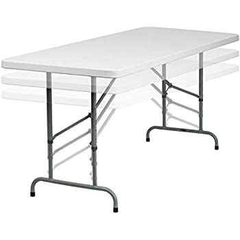Amazon Com Lifetime 22920 Height Adjustable Folding