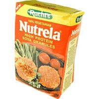 - Pack of 2 - Ruchi's Nutrela Soya Granules (200 Grams Each)