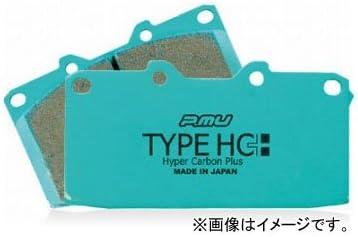Projectμ ブレーキパッド フロント TYPE HC+ F888 スズキ エブリー ワゴン DA52W/DA52V/DB52V 660cc